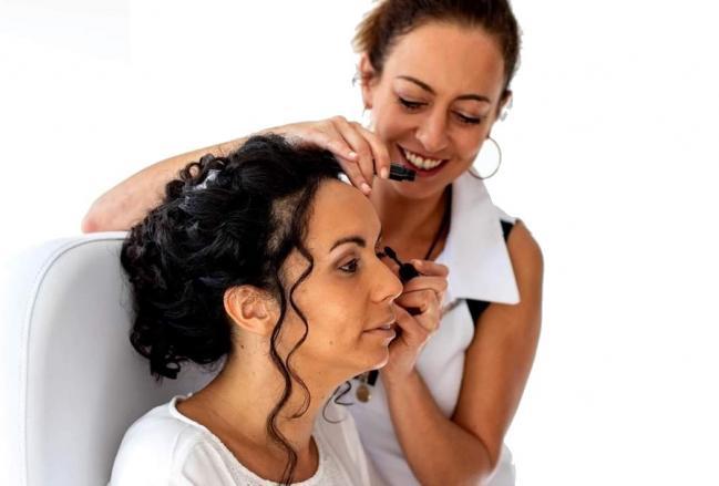 Maquillage l institut du bien etre st meloir des ondes 2